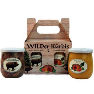 Wilder Kürbis